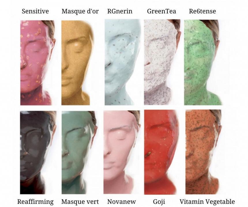 Masque Peel-Off Casmara