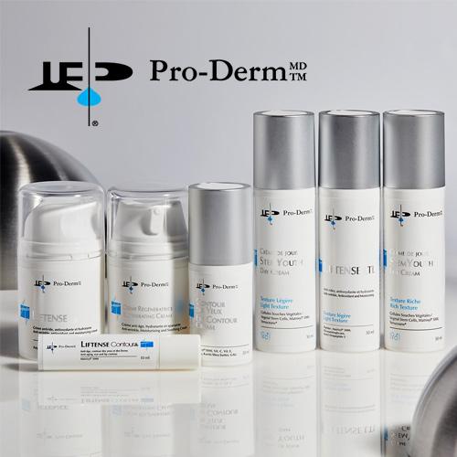produits Pro-Derm